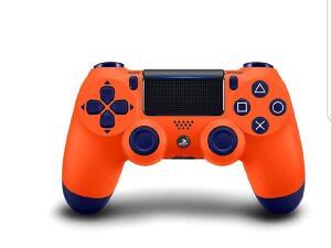[ PRIME ] Controle Dualshock 4 - PlayStation 4 - Laranja Sunset - Exclusivo Amazon | R$ 229