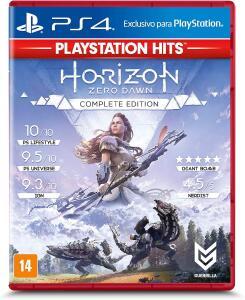 [PRIME] Horizon Zero Dawn Complete Edition Hits - PS4 | R$60