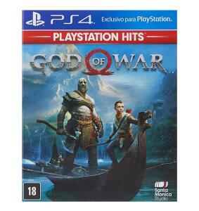 [PRIME] God of War HITS - PS4 | R$60
