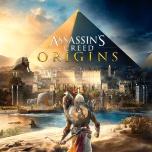 Assassin's Creed® Origins - PSN (PS4) - R$39,98