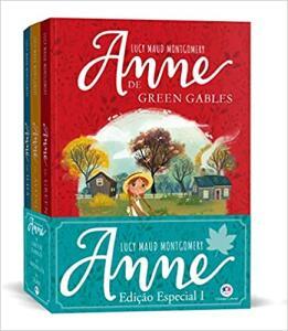 [Prime] Anne I. Pacote de 3 livros: Edição Especial I (Português) Capa comum