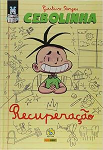 Graphic Msp. Cebolinha. Recuperação | R$25