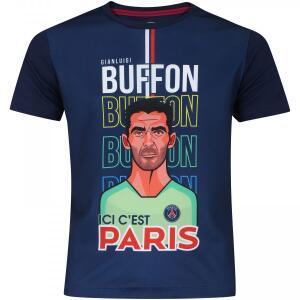 Camiseta PSG Buffon Bomache - Infantil