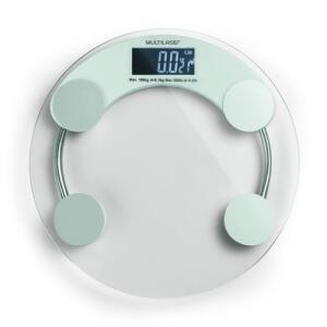 Balança Digital Multilaser Eatsmart HC039 LCD Até 180Kg   R$45