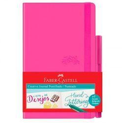 Caderneta Rosa Faber Castell