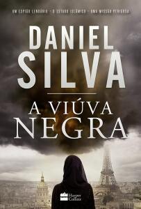 Ebook   A viúva negra (Gabriel Allon)   R$12