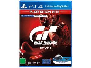 [ PRIME ] Gran Turismo Sport PlayStation Hits para PS4