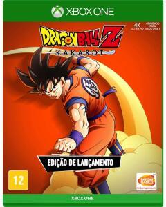Dragon ball kakarot XBOX ONE   R$160