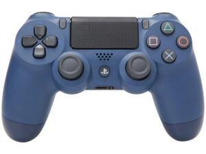 Controle para PS4 sem Fio Dualshock 4 Sony-Midnight Blue