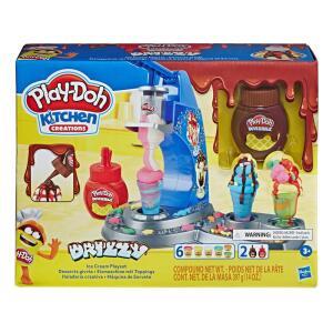 Play-Doh Hasbro Máquina de Sorvete - 6 Unidades R$ 90