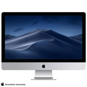 "iMac i5, 8GB, 2TB, 27"", Radeon Pro 580X, Prata"