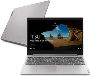 Notebook Lenovo Ideapad S145, Ryzen 5 3500U 4GB RAM, 1TB   R$2.499