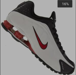 Tênis Nike Shox R4 - R$350