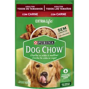 [Petlove] Ração Úmida Dog Chow compre 20 ganhe 10 (R$1.33 cada)
