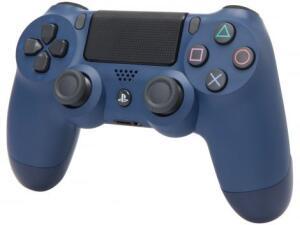 Controle para PS4 sem Fio Dualshock 4 Sony - Midnight Blue | R$207