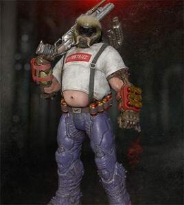 [Twitch Prime] Doom Eternal - Coleção de Slayer Master Mullet