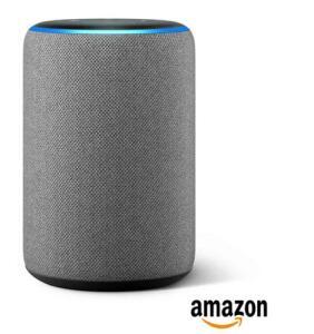 Smart Speaker Amazon com Alexa Cinza - ECHO (3a geração)