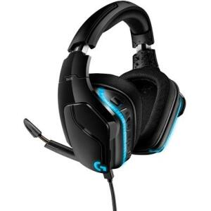 Headset Gamer Logitech G635, RGB, Som Surround 7.1, Drivers Pro-G de 50mm | R$650