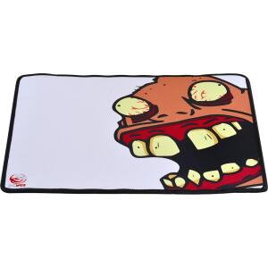 Mousepad Gamer PCYes Huebr, Speed, Médio (360x300mm) Branco - HBS36X30   R$20