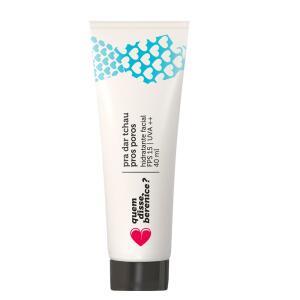 Hidratante Facial Tchau Poros 40Ml | R$24