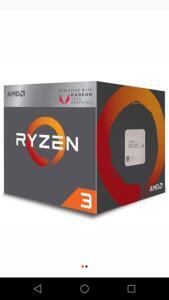 Processador AMD Ryzen 3 2200G, AM4 - YD2200C5FBBOX R$ 560