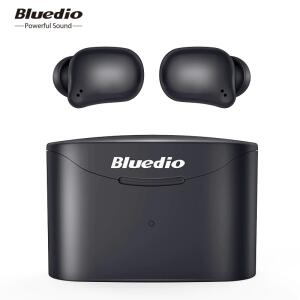 [Estoque No Brasil] Fone De Ouvido TWS Bluedio T-ELF 2 | R$112