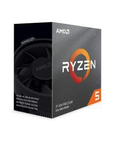 Processador AMD Ryzen 5 3600 Cache 32MB 3.6GHZ, AMD, 100-R$1340