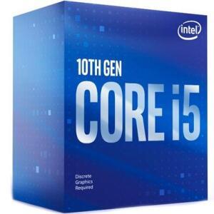 Processador Intel Core i5-10400F, Cache 12MB, 2.9GHz, LGA 1200 - BX8070110400F - R$1250