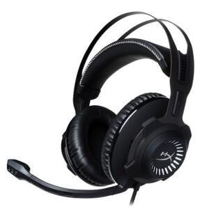 Headset Gamer HyperX Cloud Revolver - HX-HSCR-GM - Preto/Cinza | R$490