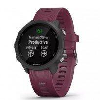 Relógio com GPS Garmin Forerunner 245 Roxo