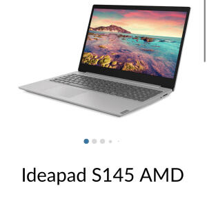 Notebook Lenovo IdeaPad S145 AMD Ryzen 5-3500U 12GB