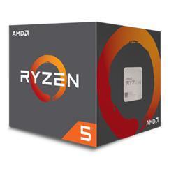 AMD Ryzen 5 2600 - 6 Cores / 12 Threads - 3.4 GHz R$550