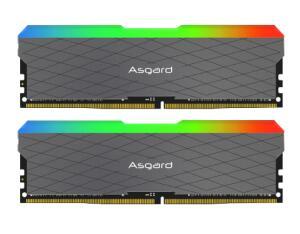 2 Pentes 8GB Memória DDR4 RGB Asgard 3200Mhz R$394