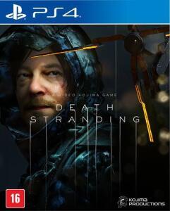 [Prime] Death Stranding Edição Padrão - PlayStation 4 | R$82