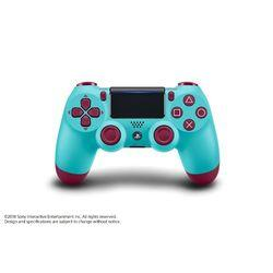 Controle Dualshock 4 Berry Blue - PS4