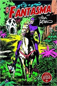 (PRÉ-VENDA) O Fantasma Por Jim Aparo + Anel Exclusivo