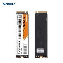 SSD KingDian m2 NVME 256GB R$186