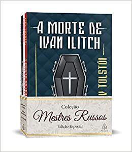 Box Coleção Mestres Russos (Livros) R$40