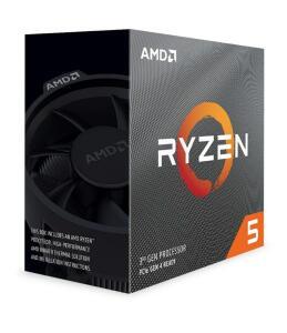 Processador Amd Ryzen 5 3600 3.6ghz Cache 32mb Yd3600bbafbox R$1.273