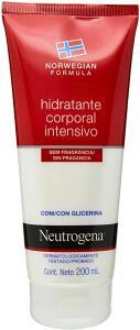 [Prime] Hidratante Corporal Intensivo Neutrogena Sem Fragrância, 200ml