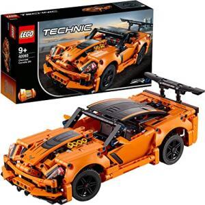 (Prime) Lego Technic Lego Chevrolet Corvette Zr1 42093 Lego Multicor