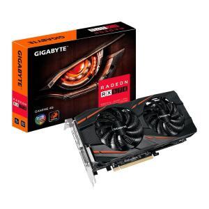 Placa de Vídeo VGA Gigabyte AMD Radeon RX 570 4GB | R$690