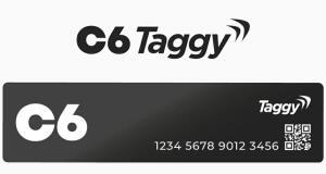 [C6 TAGGY] Pedágios sem mensalidades para sempre.