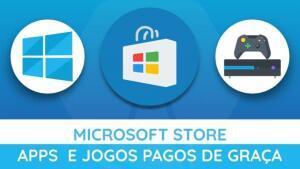 Windows: Programas pagos de graça na Microsoft Store! (Atualizado 08/06/20)