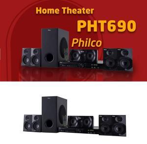 Home Theater Philco PHT690 | R$599