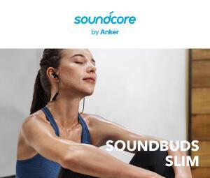 Aliexpress Anker fone de ouvido wireless esportivo com microfone   R$ 124