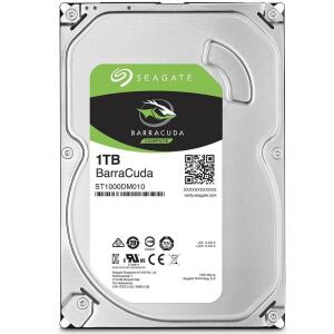 HD Seagate BarraCuda, 1TB, 3.5´, SATA | R$280
