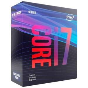 Processador Intel Core i7-9700F Coffee Lake, Cache 12MB, 3.0GHz (4.7GHz Max Turbo),