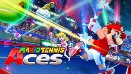 Nintendo Switch - Mario Tennis Aces - eShop BR