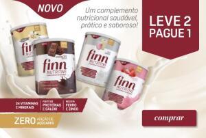 Leve 2 pague 1 Complemento Nutricional Finn Nutritive